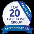 Top 20 Carfe Home Group - Award 2018